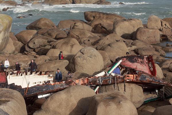 Shipwreck di SG67