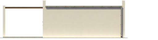 G198 - Elewacja tylna