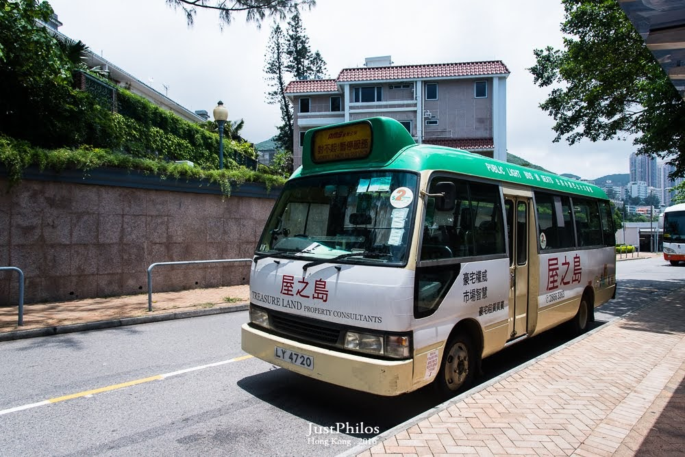 可以搭乘小巴40前往銅鑼灣。