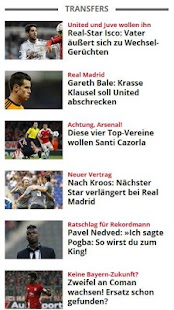 Fussball Europa- screenshot thumbnail