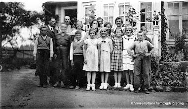 Photo: Missionshuset söndagsskola