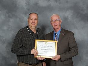 Photo: Gold Award - Hanson Aggregates - Ardmore Quarry