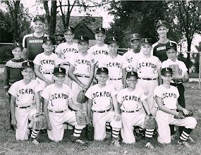 Photo: 1965 Lockport Little League All Stars