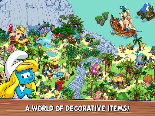 Smurfs' Village screenshot 8