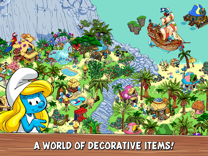 Smurfs' Village App Download For Android and iPhone 9