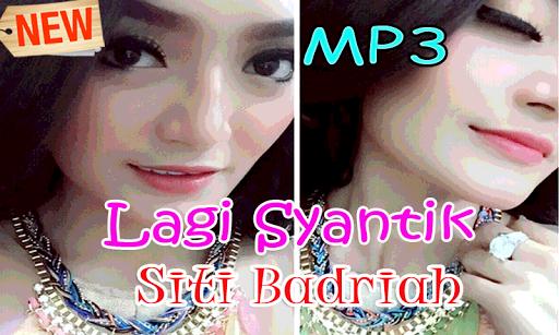 Lagu MP3 Lagi Syantik - SITI BADRIAH 1.0.0 screenshots 3