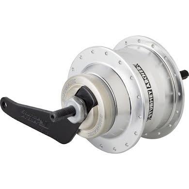 Sturmey-Archer RX-RC5 5 Speed Hub: 32H, 135OLD, Coaster Brake