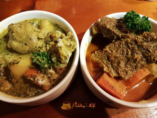 《家咖哩》日式庭園老宅餐廳/選用在地食材的南洋風味咖哩