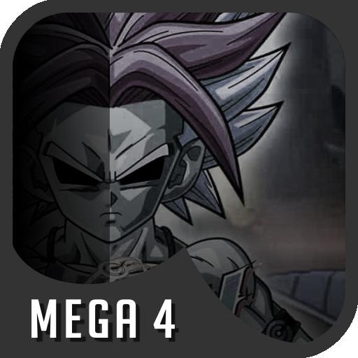 Dragon Saiyan Mega4