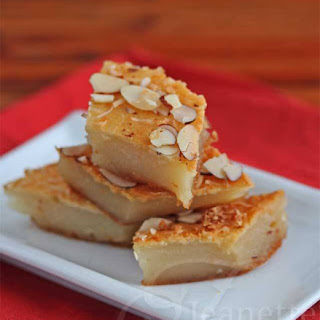 Coconut Sticky Rice Cake Recipe for Chinese New Year