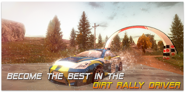 Dirt Rally Driver HD 25