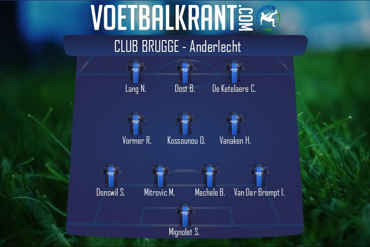 Club Brugge (Club Brugge - Anderlecht)