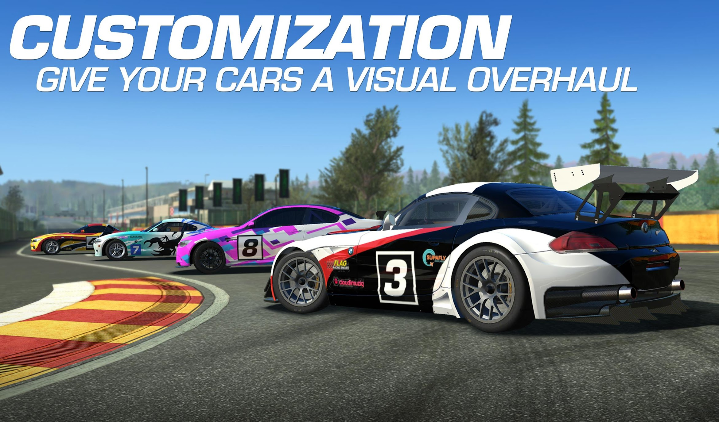 Real Racing 3 Mod Apk (Unlimited Money/Unlocked All) 7