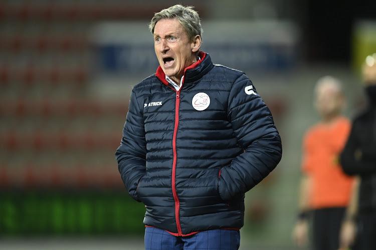 """Le Essevée, loin d'être rassuré: """"La marge restera faible jusqu'à la fin de saison"""""""