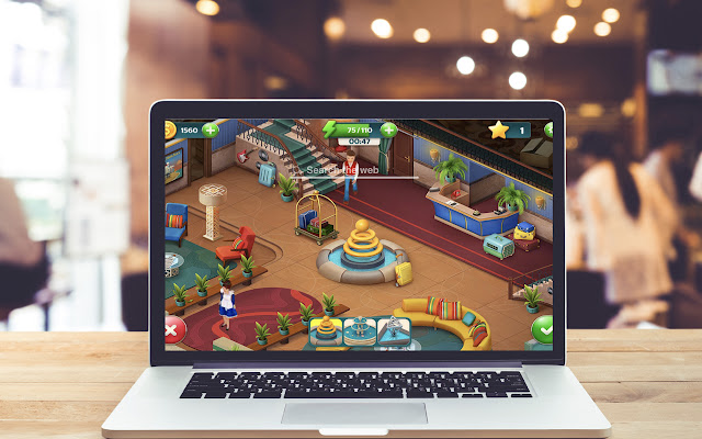 Hidden Hotel HD Wallpapers Game Theme