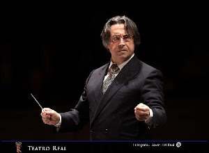 Photo: RICCARDO MUTI (Verdi-Requiem 14.4. 2014 in Madrid. Foto: Javier de Real/Teatro Real