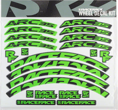 RaceFace Decal Kit for Arc 35 Rims alternate image 1