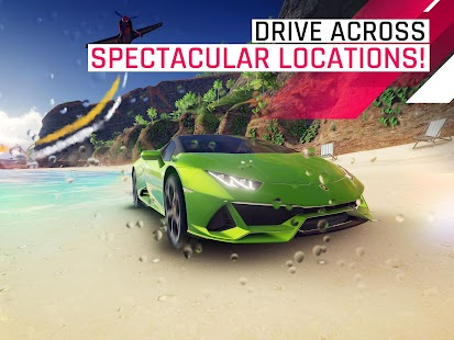 Asphalt 9: Legends - Epic Arcade Car Racing Game Screenshot