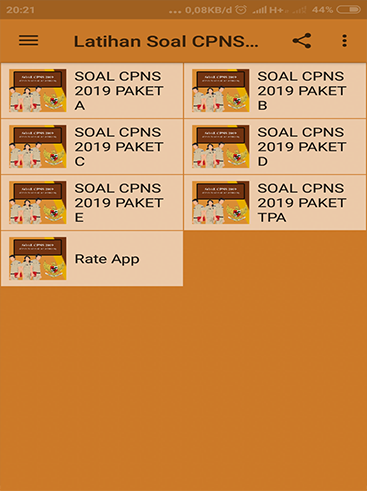 Latihan Soal Cpns 2019 Android Apps Appagg