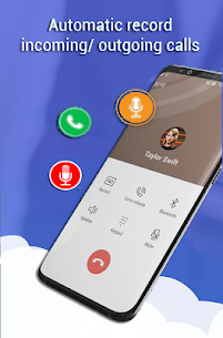 2 Ways Automatic Call Recorder for phone calls 4