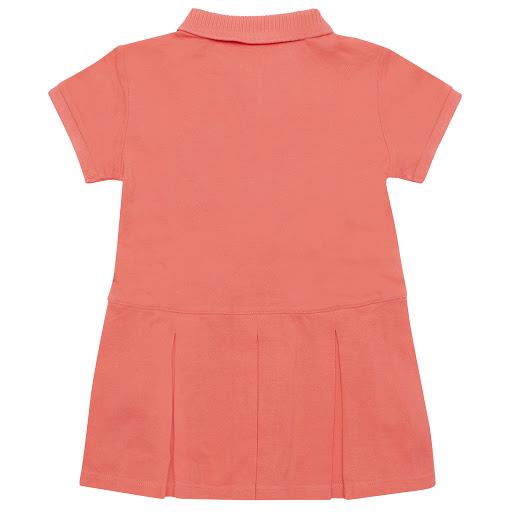 Thumbnail images of Burberry Pink Polo Dress