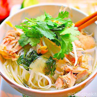 Vietnamese Ginger Chicken Soup Recipes