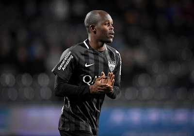 Knowledge Musona retrouve Anderlecht avec Eupen mais regardera le match depuis la tribune