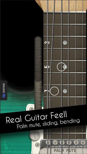 Rock Guitar Solo (Real Guitar) 1.0 screenshots 2