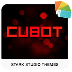 CUBOT RED Xperia Theme Icon