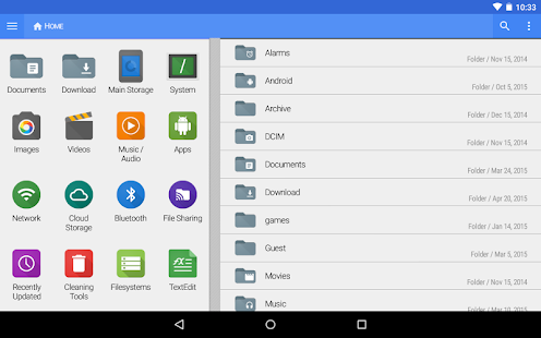 File Explorer (Plus Add-On)- screenshot thumbnail