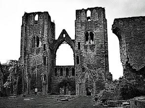Photo: Elgin Cathedral Moray