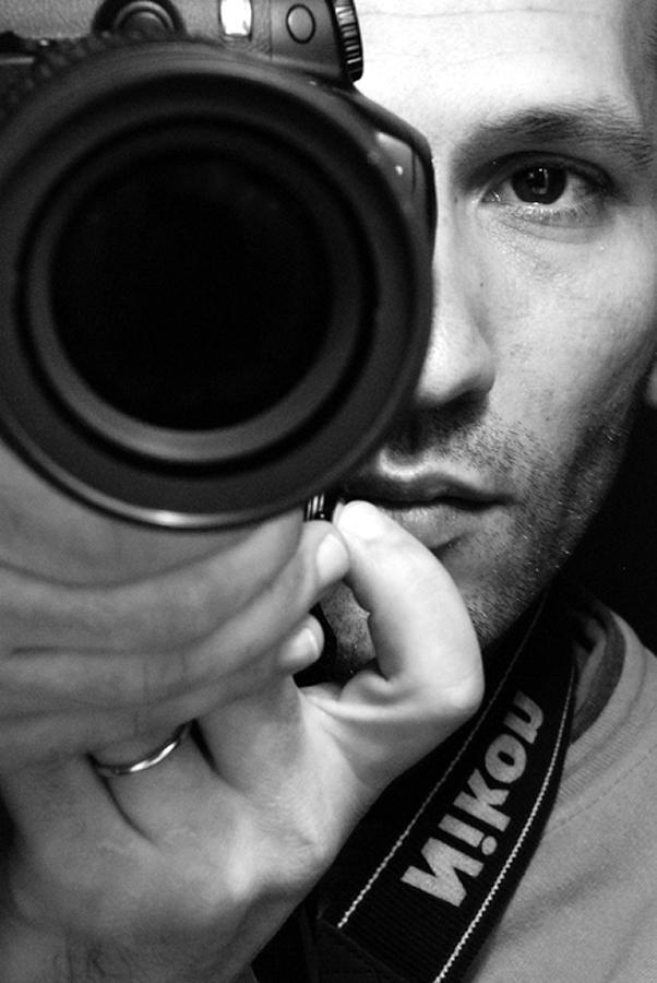 Auto portrait...  by Vlad Max - People Portraits of Men