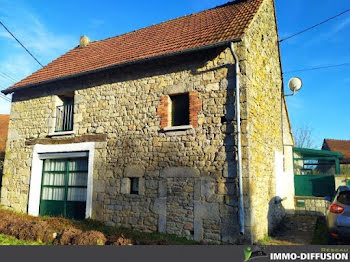 maison à Peyrat-la-Nonière (23)