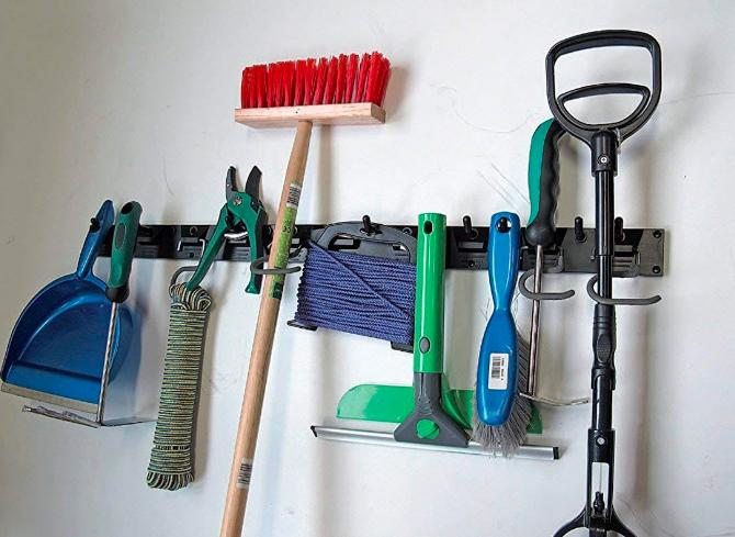 Benefits of Organizing Mops and Brooms