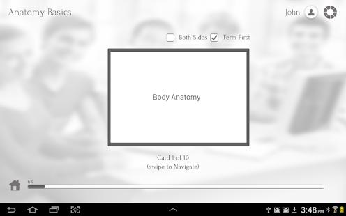 Human Body Anatomy - screenshot thumbnail