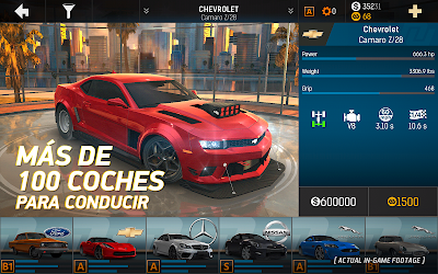 Nitro Nation Drag Racing v5.7 (MOD) APK 2