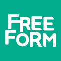 Freeform – Stream Full Episodes, Movies, & Live TV icon