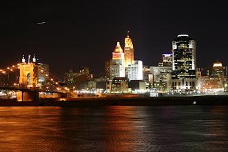 Photo: Cincinnati from Covington, KY