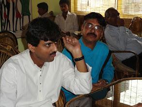 Photo: Sandipan At Press Conference