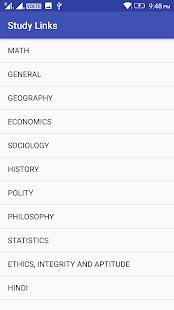 Study Links - náhled