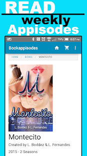 Bookappisodes- screenshot thumbnail