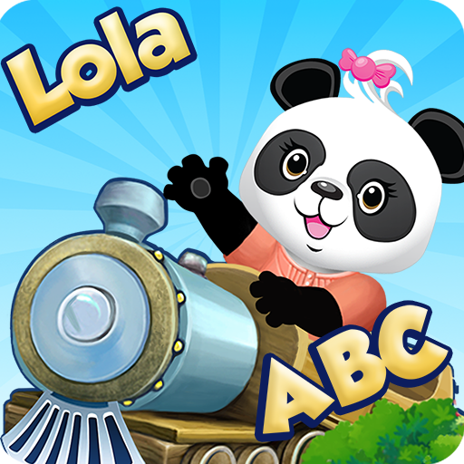 Lola\'s Alphabet Train