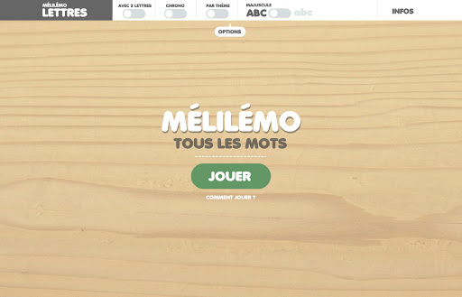 MELILEMO Lettres FR-Full
