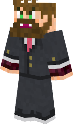 Bubble the Caveman, with added suit... suit by ParkerLHS, credit where credit is due.