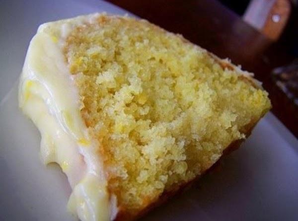 Lemon Zucchini Cake With Lemon Cream Cheese Frost Recipe