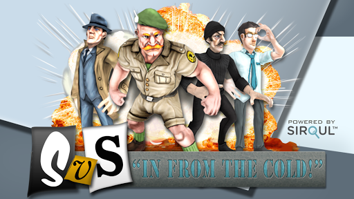 Battlegrounds RTS : Spy vs Spy