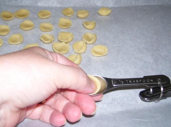 Homemade Orecchietti Recipe