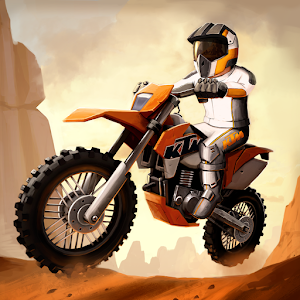 Trials Frontier Icon do Jogo