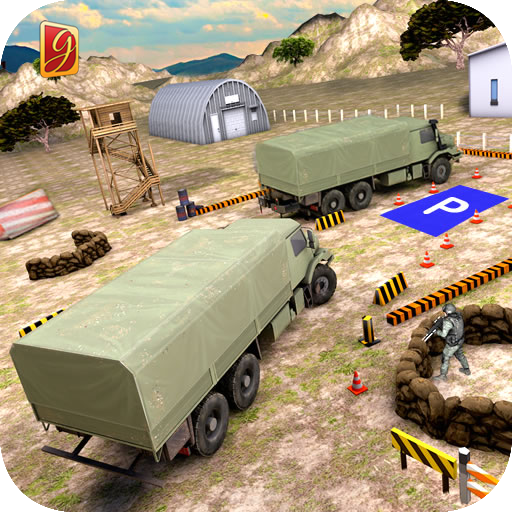 Army Truck Driving Parking Simulator (game)