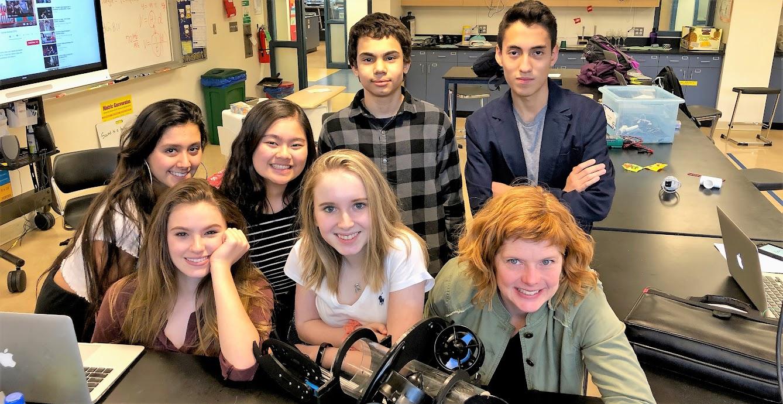 Parker | Chicago | Introducing Parker's Newest Robotics Team